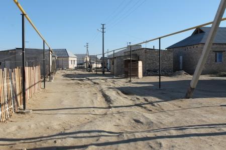 Жители поселка Баскудук жалуются на отсутствие газа