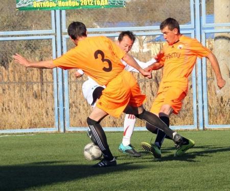 В Актау завершился Кубок Мангистау по мини-футболу среди ветеранов