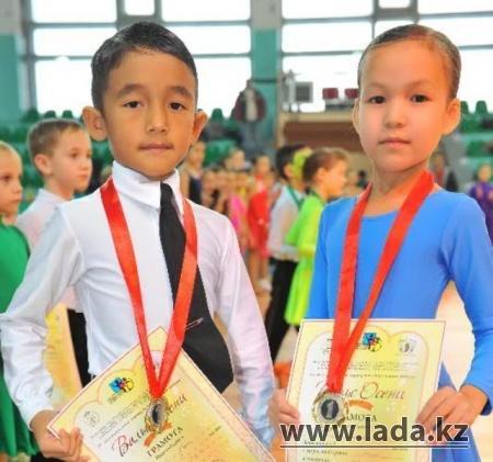 Воспитанники танцевально-спортивной студии «Vega-Dance» завоевали медали на международном турнире