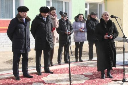 Премьер-Министр РК Серик Ахметов посетил город Жанаозен