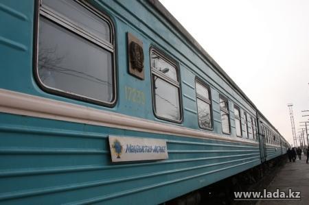 Транспортная прокуратура Мангистау не выявила фактов нарушения в пассажирском поезде, о которых в СМИ заявила одна из пассажирок