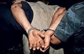 В Актау пьяный мужчина угнал машину и врезался на ней в патрульный автомобиль дорожной полиции