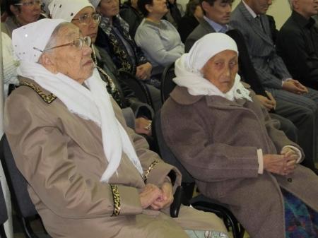 В Актау отметили 75-летие Казахстанского общества слепых