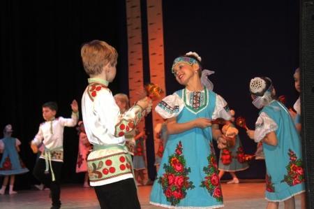 В Актау народный коллектив «Хор русской песни» провел отчетный концерт