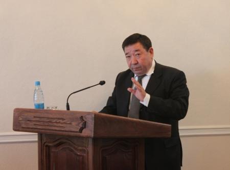 Бакыт Улыкбанов: В Актау до конца текущего года планируется завершить строительство четырех 65-квартирных домов