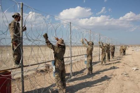 Казахстанцы, задержанные туркменскими пограничниками, осуждены на 7 лет лишения свободы