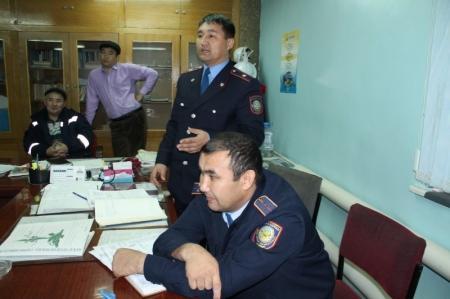 В Актау дорожная полиция начала охоту на  неплательщиков штрафов