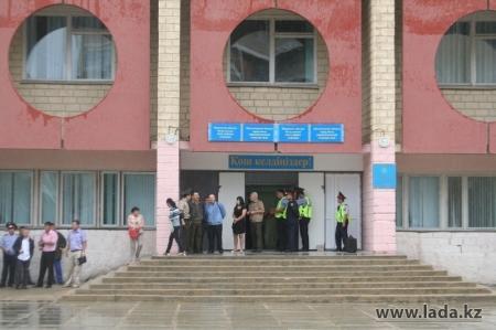 Уголовное дело на телефонного террориста из школы №17 города Актау направлено в суд