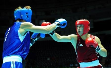 Сборная Мангистау вышла в финал Кубка Казахстанской федерации бокса