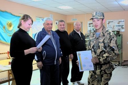 В Актау завершились соревнования по пулевой стрельбе