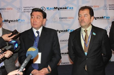 В Актау прошел первый Конгресс производителей Казахстана