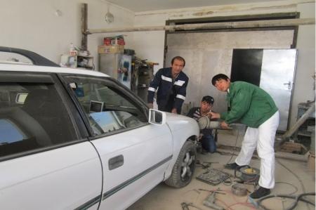 Жители  Мунайлинского  района открывают свой бизнес