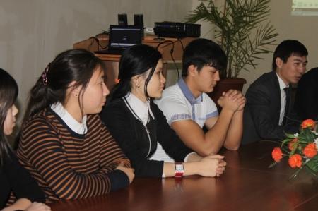 В Актау молодежь встретилась с участниками декабрьских событий 1986-го года