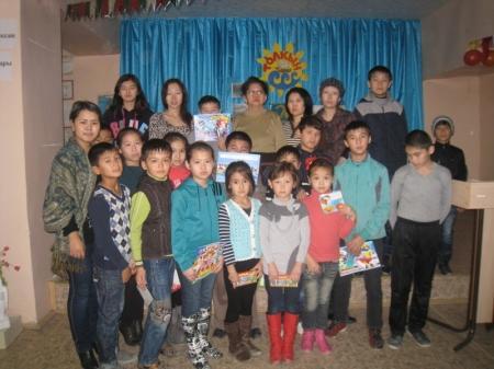 В Актау  воспитанники дворового клуба инсценировали события декабря 1986 года