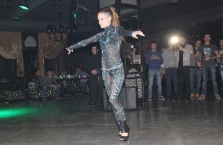 В Актау прошла битва танцовщиц