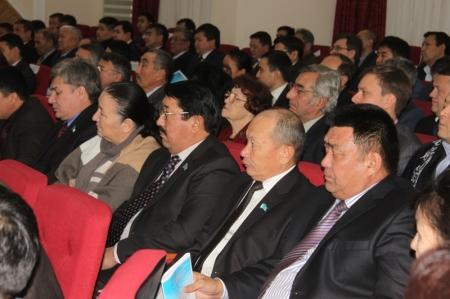 Бауржан Мухамеджанов рассказал о планах развития Мангистауской области до 2015 года