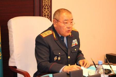 В ДВД Мангистау комментируют ситуацию с задержанными на территории Туркменистана полицейскими и охотниками