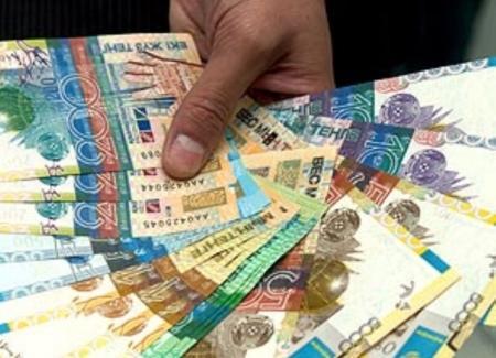 Среднемесячная заработная плата мангистаусцев составляет 157 тысяч тенге