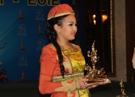 В Актау состоялось вручение премий «Человек года-2012».