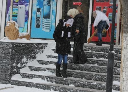 Первый снег. Фотопост.
