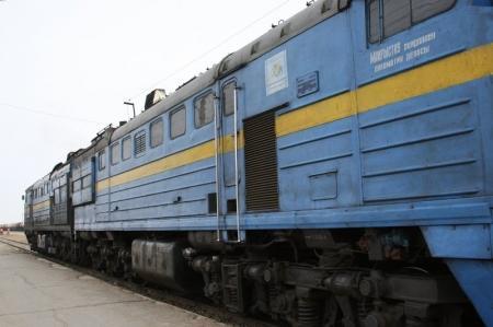 Поезд Мангистау — Астана задержался из-за поломки в пути почти на 4 часа