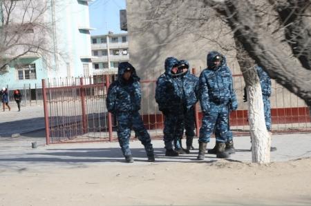 В Жанаозене задержаны убийцы, но пока не обнаружено тело убитой