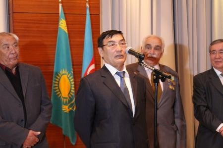 В Актау отметили День национальной солидарности азербайджанцев