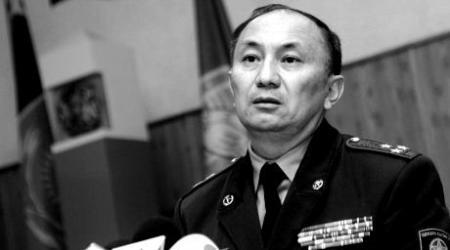 Глава погранслужбы КНБ находился в рухнувшем под Шымкентом самолете