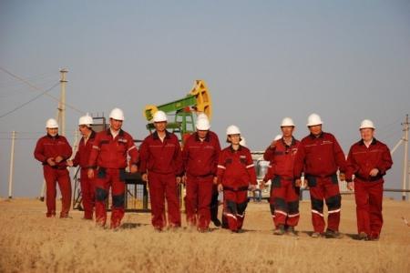 АО «Разведка Добыча «КазМунайГаз» отчиталось об итогах социальной работы за 2012 год
