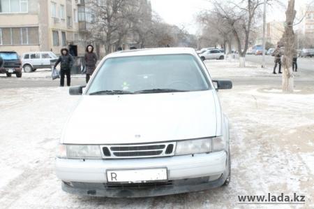 В Актау продолжается борьба с нарушителями правил парковки