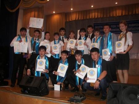 Мангистауский политехнический колледж включен в энциклопедию «Одарённые дети – будущее Казахстана»
