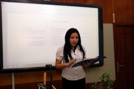 В Актау наградили молодежь за решение социальных проблем