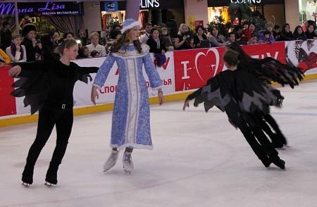 Фигурное катание- эстетика танца, зажигательный ритм, театральное мастерство и спортивная подготовка