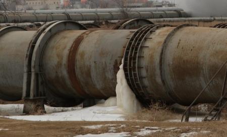 Новый год большинство жителей Актау встретят без технической воды
