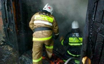 Газовый баллон взорвался в Усть-Каменогорске, обрушены стены дома