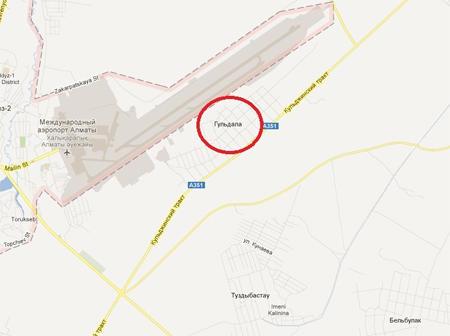 Самолет потерпел крушение в Алматинской области (Storify-линия)