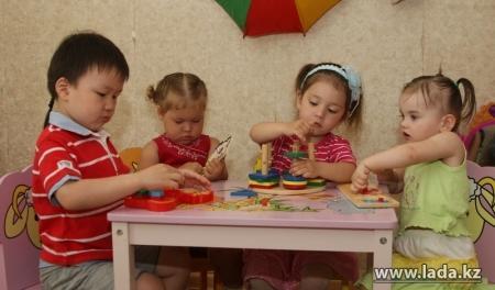 В Актау открылся новый детский сад