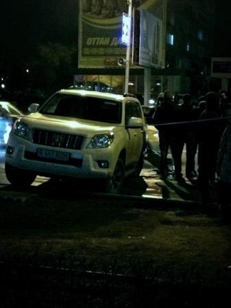 В аварии возле 12 дома 7 микрорайона Актау пострадали две девушки