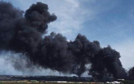 «МАЭК-Казатомпром» отогревает водовод Куюлус — Актау путем сжигания автомобильных покрышек