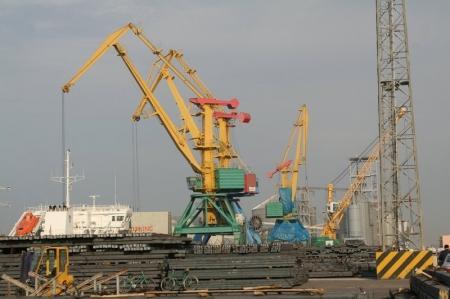 Грузооборот «Актауского международного морского порта» за 2012 год снизился примерно на 9%