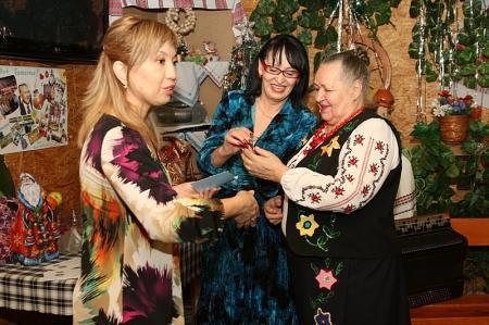 Украинская диаспора в Актау отпраздновала Рождество Христово