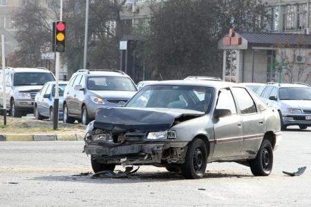 В Мангистау за первую неделю нового года произошло более 15 дорожных аварий