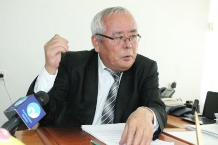 """Жанабай Кемелханов: """"Судебные исполнители Мангистау помогли получить гражданам заработную плату в размере более 123 миллионов тенге"""""""