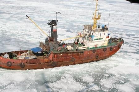 Найдены пропавшие в Каспийском море рыбаки