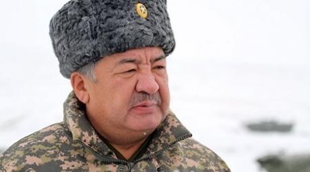Главой Погранслужбы Казахстана назначен Нурлан Джуламанов