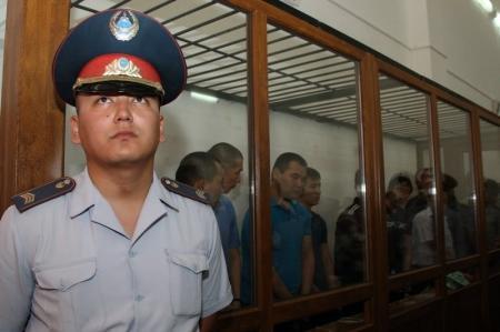 Осужденным за беспорядки на станции Шетпе в декабре 2011 года смягчили наказание