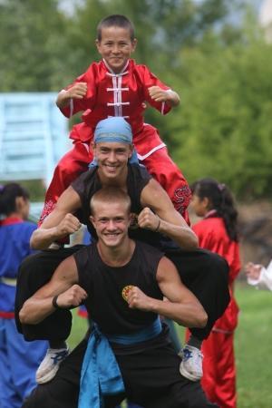 В Мангистау в 2012 году количество занимающихся в спортивных секциях детей перевалило за десятитысячную отметку
