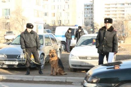 Во время «Правопорядка» на улицах Актау и области будут патрулировать более пятисот сотрудников правоохранительных органов