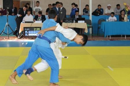 В Актау пройдет чемпионат области по дзюдо