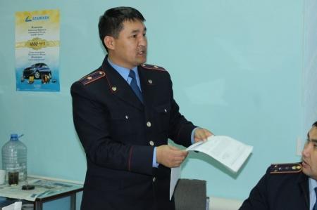 Калдымурат Айгараков: Водителя «Тойоты», нарушившего ПДД и ударившего водителя «Лады» оштрафовали еще в прошлом году
